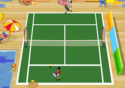 Juegos de tenis y bolos