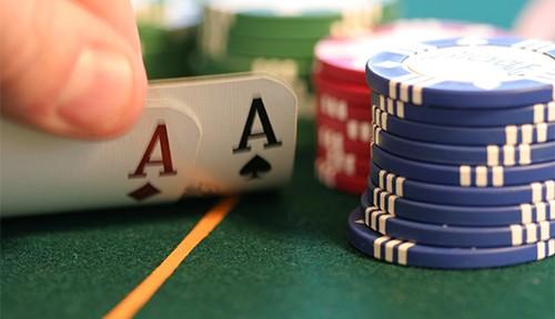 Texas hold 'em póker: apasionante