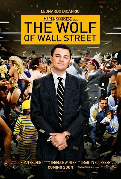 El lobo de Wall Street, la película en donde DiCaprio mereció un Oscar