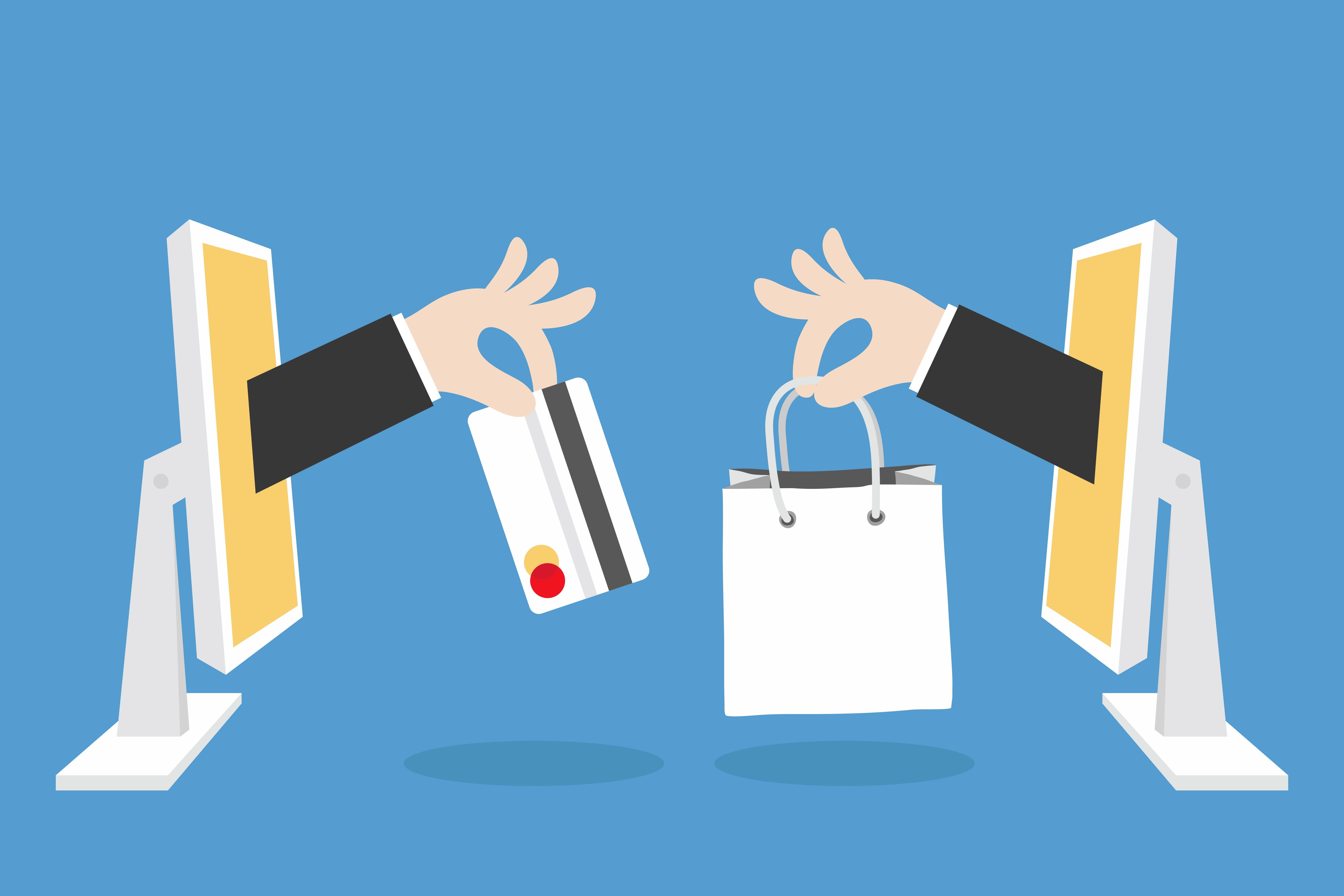 La compra online de regalos originales
