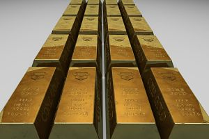 Los Estados y el oro