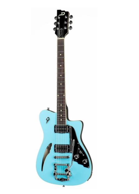 Guitarras Duesenberg: una joya retro al servicio de la música